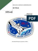 STS-42 Press Kit