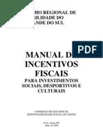 Livro Incentivos Fiscais