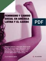 (Colección Grupos de Trabajo) Alba Carosio (coord.) - Feminismo y cambio social en América Latina y el Caribe-Clacso (2012).pdf