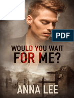 ¿Me esperarías?