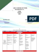 YEARLY SCHEME OF WORK CEFR YEAR 4 2020 (1) (1) (1).docx