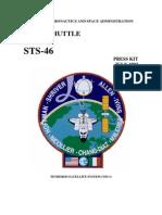STS-46 Press Kit