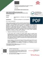 Precisiones Al Proceso de Contratación Docente 2020