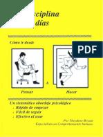 AUTODISCIPLINA EN DIEZ DIAS - THEODORE BRYANT - 111 PAGINAS.pdf