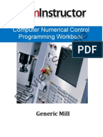 CNC Programming Workbook Mill Generic Sample