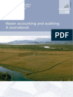 Water Accounting