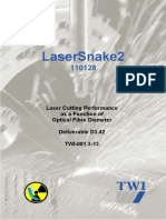 Laser perfom