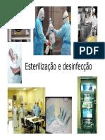 Slids Esterilização e Desinfecção