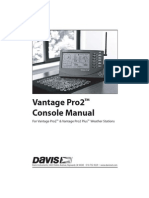 Davis Vp2 Console