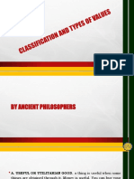 CLASSIFICATION AND TYPES OF VALUES.pptx