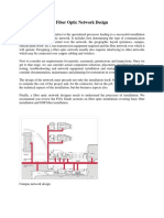 Fiber Optic Network Design.docx