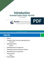 01 Introduction Embedded System Design.ppt