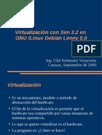 Virtualización con Xen - Debian Lenny