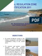 COASTAL REGULATORY ZONE  NOTIFICATION 2011 (1).ppt