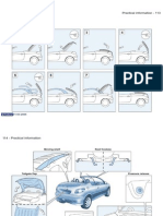 Roof Manual Mode