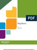 Map Basic User Guide 10.5