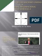 Venezuela en la mira 25Sep2018