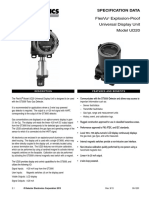 Detronic gas detector