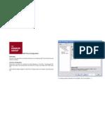 SAP Proxy Configuration