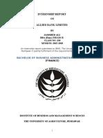 ABL report