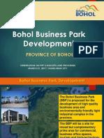 Bohol Business Park Devt for PPP.pptx