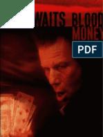 Tom Waits Blood Money