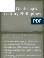 1. Rizal in the 19th Century Philippines