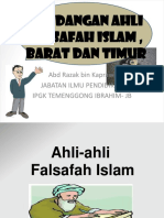 Kuliah 2 Pandangan Ahli Falsafah Islam, Barat dan Timur.pptx
