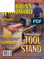 American Woodworker - 82 (October 2000)