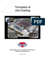 Principle of Job Costing