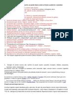 Subiecte  examene ULIM