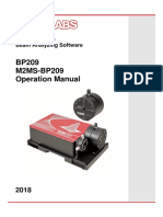 M2MS-BP209Manual