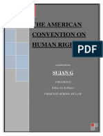AMERICAN CONVENTION ON HR.docx