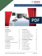 Public Address System Design Guide