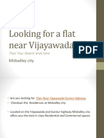 Mid Valley City - Residential Apartments in Vijayawada