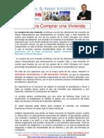 Guía para Comprar una Vivienda  de José Tendero, su Asesor Inmobiliario