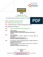 AMROI 2019 - Draft Program 59