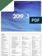 ANSYS 2019 R3 Capabilities - Brochure