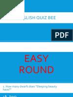 English Quiz BEE.pptx