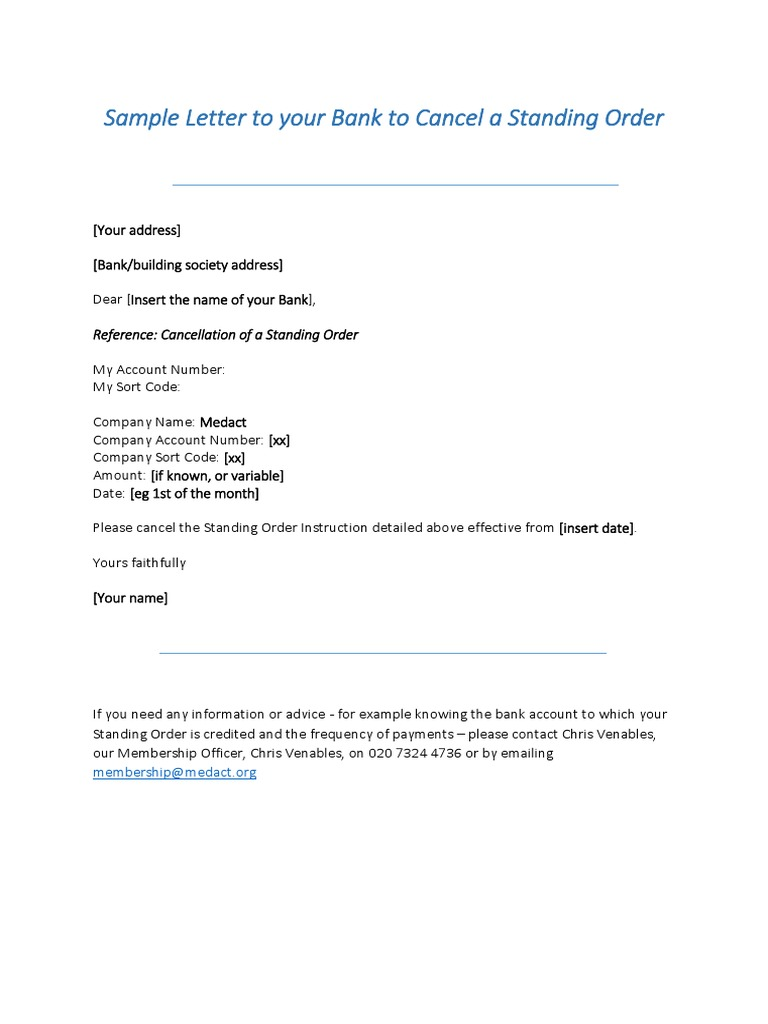 Letter to Cancel a Bank Standing Order.docx