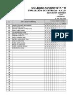 Aplicativo Evaluaciones Cata Verano 2020 4to Humanidades