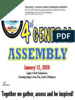 TLTNRCCC 4th Gen Assembly
