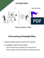 Hindsight bias