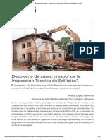 Desplome de casas_ ¿responde la Inspección Técnica de Edificios_ _ Sepín