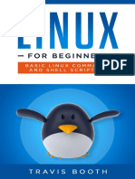 Linux for Beginners_ Basic Linux Commands and Shell Scripting - Travis Booth
