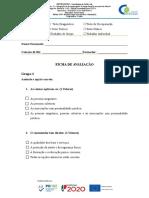Teste UFCD 8985