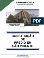 Construção de Prédio Em São Vicente