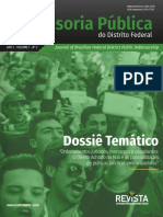 Revista da Defensoria Pública do Distrito Federal (vol. 1, n. 2, 2019)