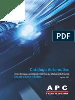 Apc Catalogo Automotivo Direção Hidráulica 2019