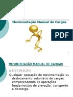 HST - Movimentação Manual de Cargas.ppt